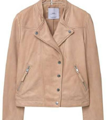 Mango bőr kabát