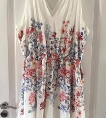 Alkalmi ruha - virágmintás