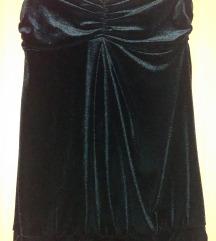 Fekete pánt nélküli felső / ruha ( címkés)