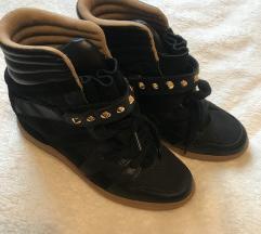 Zara magasított sarkú cipő