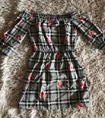 H&M virágos ruha 34