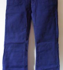 M, 38 - Kék hosszúnadrág, farmer, királykék