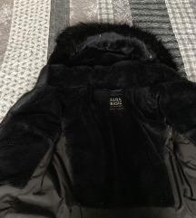 ZARA teli kabát