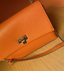 C&A táska narancssárga