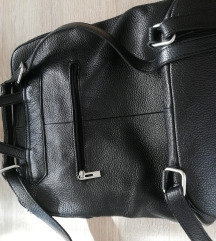 Többfunkciós bőr táska