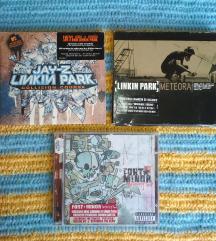 Linkin Park CD-k
