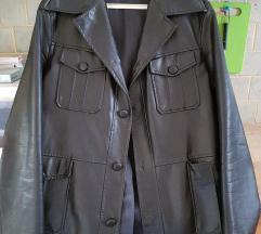 Férfi bőr kabát ÚJ!