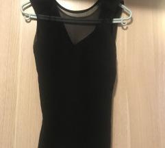 Új fekete csinos top eladó