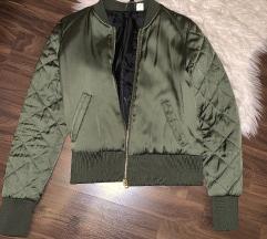 Eladó khaki H&M bomberdzseki