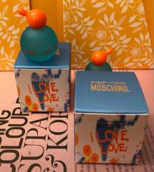 Moschino I Love Love minike