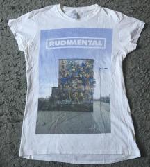 Rudimental, bandás póló