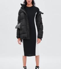 ÚJ címkés Zara bodycon midi ruha