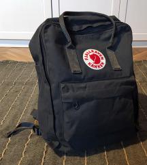 Eredeti Kanken hátizsák, táska antracit 16 L