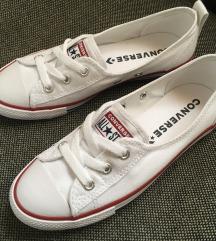 Converse fehér félcipő