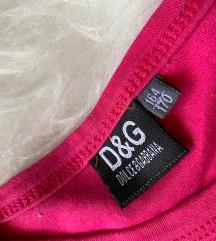 Vintage D&G pillangós felső