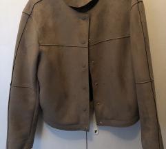 Zara müvelúr kabát