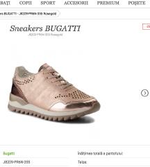 Bugatti rosegold 37 38 nyári sneakers sportcipő