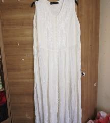 Soft&Silky nagy fehér nyári ruha