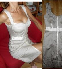 Asos bézs ruha XS-S