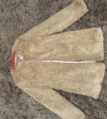 Stradivarius műszőrme kabát