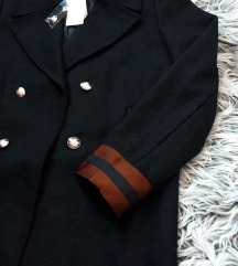 MANGO military kabát