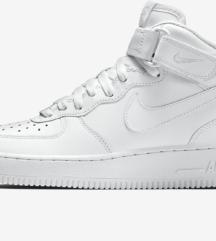 Eredeti Nike Air Force 01 Mid férfi cipő