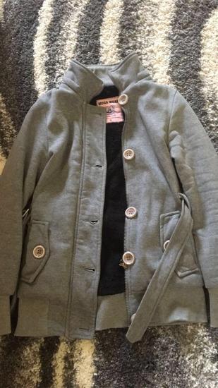 Debrecen bundás kabát