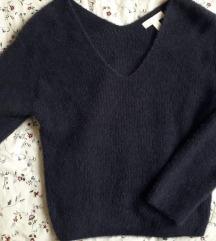 H&m kék pulóver