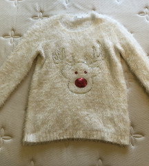Rénszarvasos pulcsi