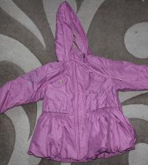 kislány téli kabát