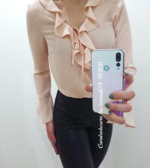 Fodros megkötős ing