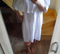 HRVT típusú fehér ruha POSTÁVAL!