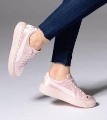 Puma basket platform cipő 39-es újszerű