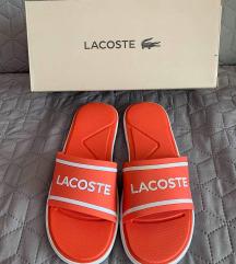 Lacoste papucs 40 méret új