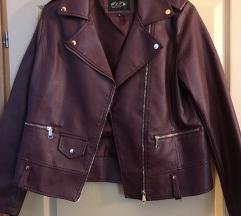 Bordó dzseki