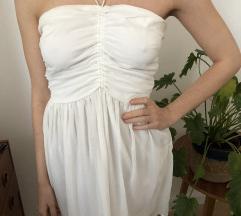 H&M elegáns fehér nyári ruha