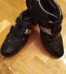 Geox fekete sportcipő