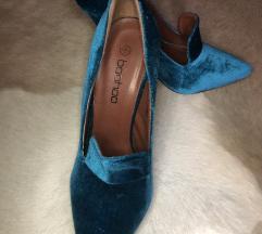 🎁Új velvet feel slipper heels 35 méret🏅