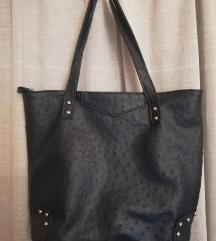 Sötét kék női táska
