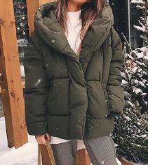 H&M oversize puffer jacket