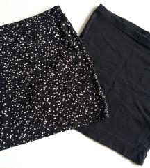 XS/S-es fekete miniszoknyák