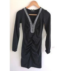 MY77 strasszos ruha
