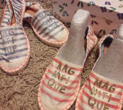 Új Tom's jellegű nyári vászon cipő
