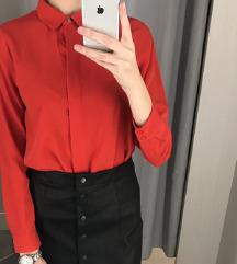 H&M piros ing