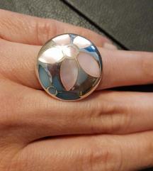 925 ezüst óriás gyűrű