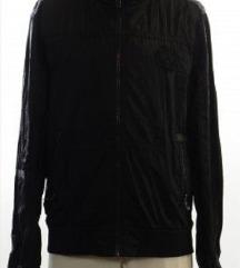 Különleges luxus Zara fekete dzseki L-es AKCIÓ