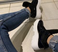 Új bélelt cipő télre