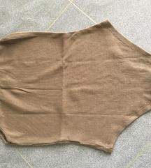 khaki zöld pántos body