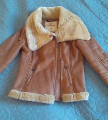 Retro szőrme kabát