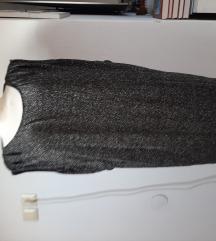 Ezüstszálas ruha-tunika